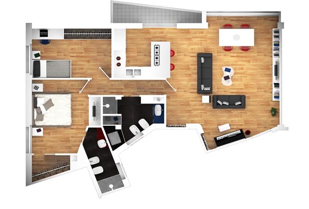 07am Architettura Interior Design Amp Renderings A Roma