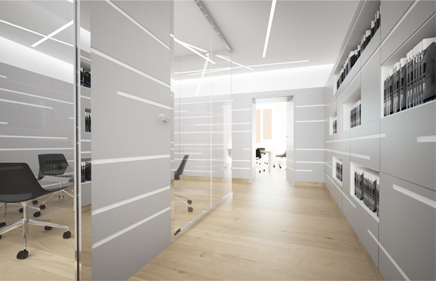 07am Architettura Interior Design Renderings A Roma Rendering Ufficio T